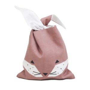 Fabelab Bunny bag Lunchbag Friendly Fox