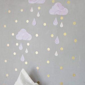 Chispum Dreamy Clouds Twilight