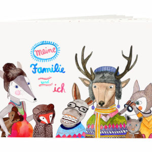 Frau Ottile Familienbuch