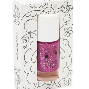 Nailmatic Kids Sheepy Rasperry Glitter