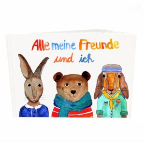 Frau Ottilie - Alle Meine Freunde