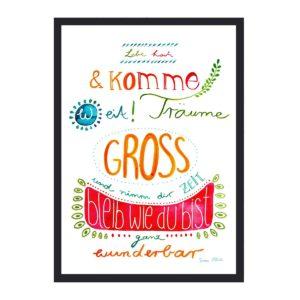 Frau Ottilie - Print Lebe Gross