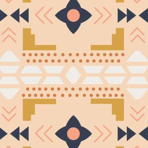 Art Gallery - Arizona - Dessert Blanket Baumwolle