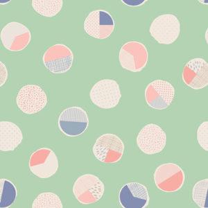 Art Gallery Wonderful Things Sweet Bubbles Mint