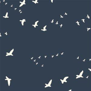 Birch Fabrics - Bear Camp - Flight Dusk