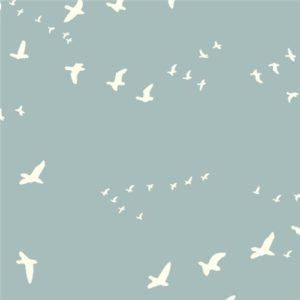 Birch Fabrics - Bear Camp - Flight Mineral