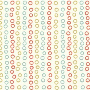 Birch Fabrics - Beyond the sea - Bubble Rings Girl