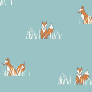 Birch Fabrics - Camp Sur 3 - Sly Fox
