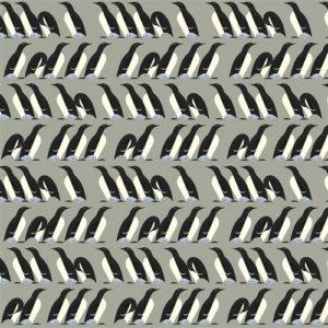 Birch Fabrics - Charley Harper Nurture - Murre