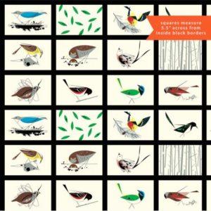 Birch Fabrics - Charley Harper - Patch