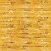 Art Gallery - Avantgarde - Fluxus Ochre Baumwolle