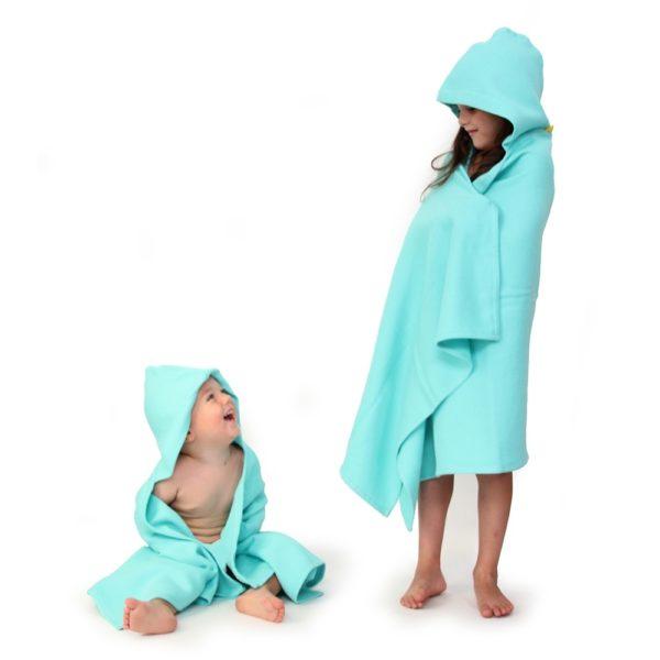 Kid's Hooded Towel