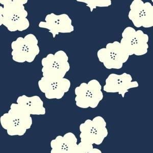 Birch Fabrics - Elk Groove - Poppies Dusk