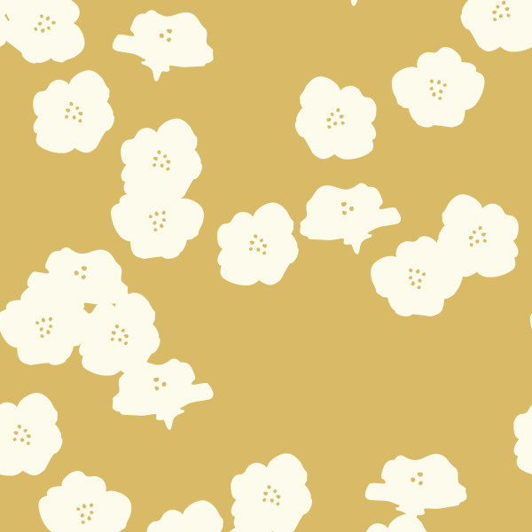 Birch Fabrics - Elk Groove - Poppies Sun