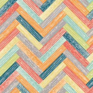 Birch Fabrics - Farm Fresh - Barn Floors Multi
