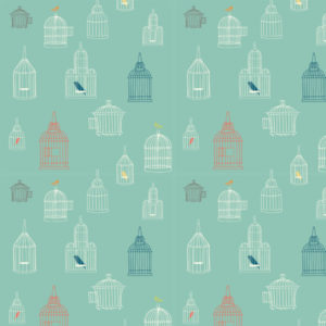 Birch Fabrics - Farm Fresh - Bird Song pool