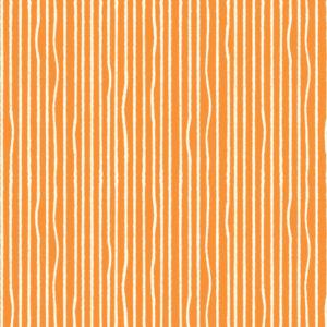 Birch Fabrics - Farm Fresh - Yarn Stripe Orange