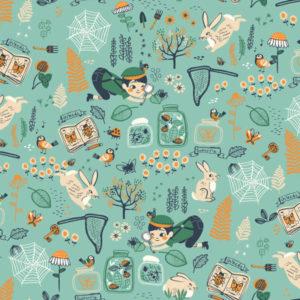 Birch Fabrics - Hidden Garden - Bug Catcher