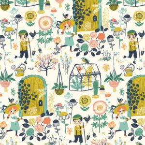 Birch Fabrics - Hidden Garden - Main