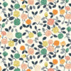 Birch Fabrics - Hidden Garden - Roses Cream