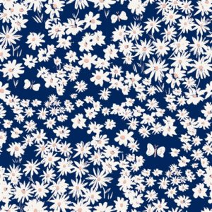 Birch Fabrics - Homestead - Daisy Bed Storm