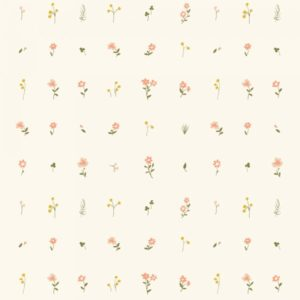Birch Fabrics - Little - Morning Bloom