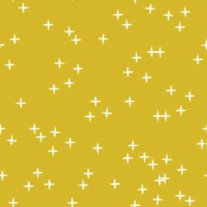 Birch Fabrics - Mods Basic 3 - Wink Marigold