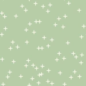 Birch Fabrics - Mods Basic 3 - Wink Mint