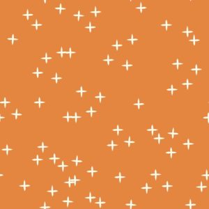 Birch Fabrics - Mods Basic 3 - Wink Orange