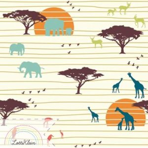 Birch Fabrics - Serengeti - The Plains