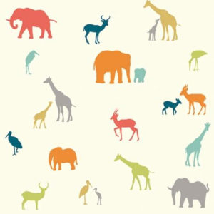 Birch Fabrics - Serengeti - The Tribe