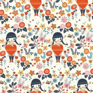 Birch Fabrics - Wildland - Wildsong