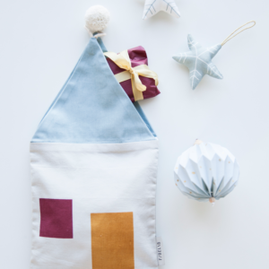 CLOTH GIFT BAG COSY HOUSE