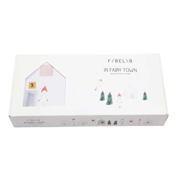 Fabelab In Fairy Town DIY Christmas Calender