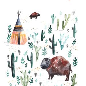 Gretas Schwester Poster Bison