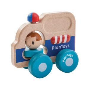PLAN TOYS Rettungswagen- Plantoys