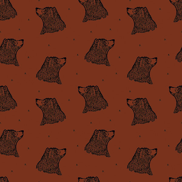 Bloome Copenhagen Bear Rust