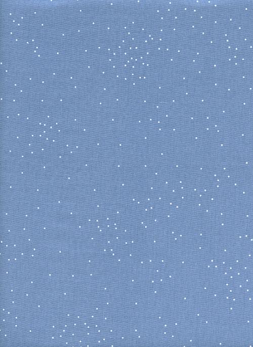 Cotton&Steel Basics - Sprinkle Anna Blue