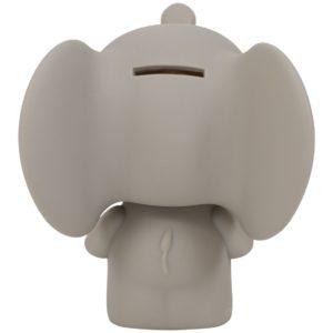 Spardose Elefant - hinten