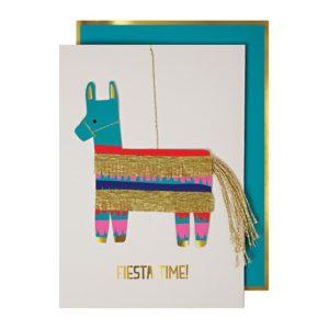 Piñata Fiesta Card