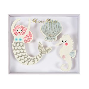 Mermaid Brooches