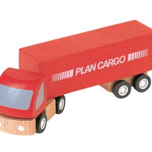 Plan Toys - Cargo Truck - Lastwagen