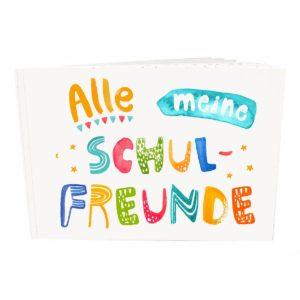 Frau Ottilie - Buch Meine Schulfreunde