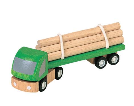 Plan Toys - Holztransporter