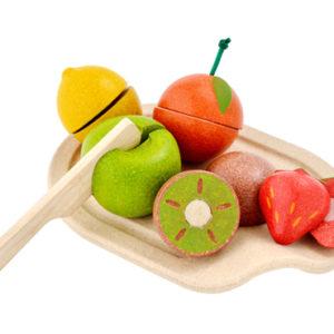 Plan Toys. - Obst zum Schneiden