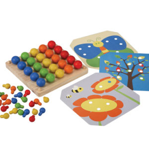 Plan Toys - Steckspiel