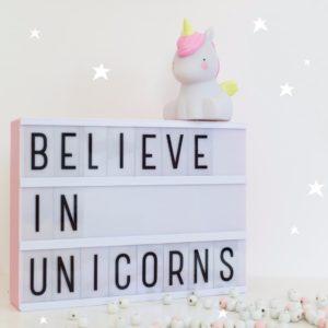 Little light: Unicorn