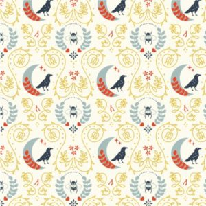 Birch Fabrics Merryweather - Birds and the bees