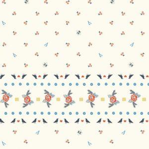 Birch Fabrics Merryweather - Merry Border