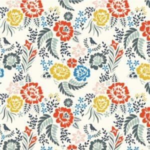 Birch Fabrics Merryweather - Merry Floral multi